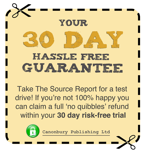 Your 30 Day Risk-Free Guarantee